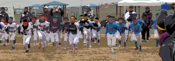リトルリーグ・マラソン大会
