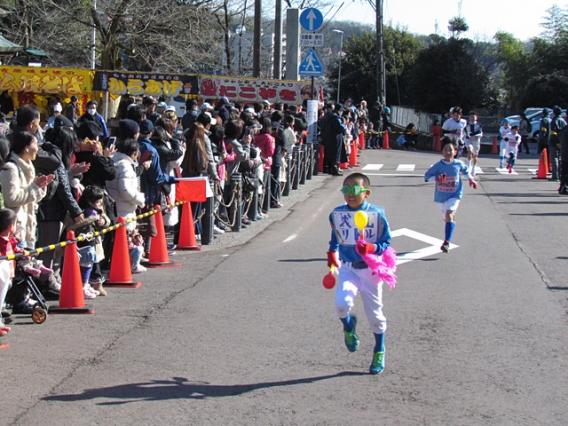 犬山シティマラソンに参加。